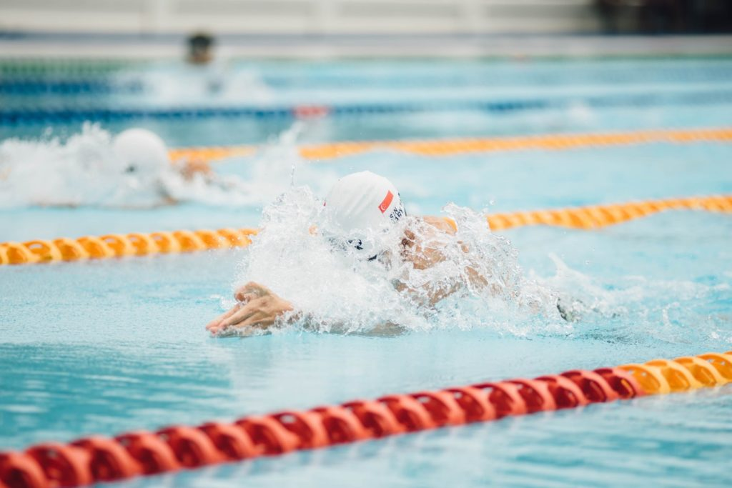 Common Swimming Injuries